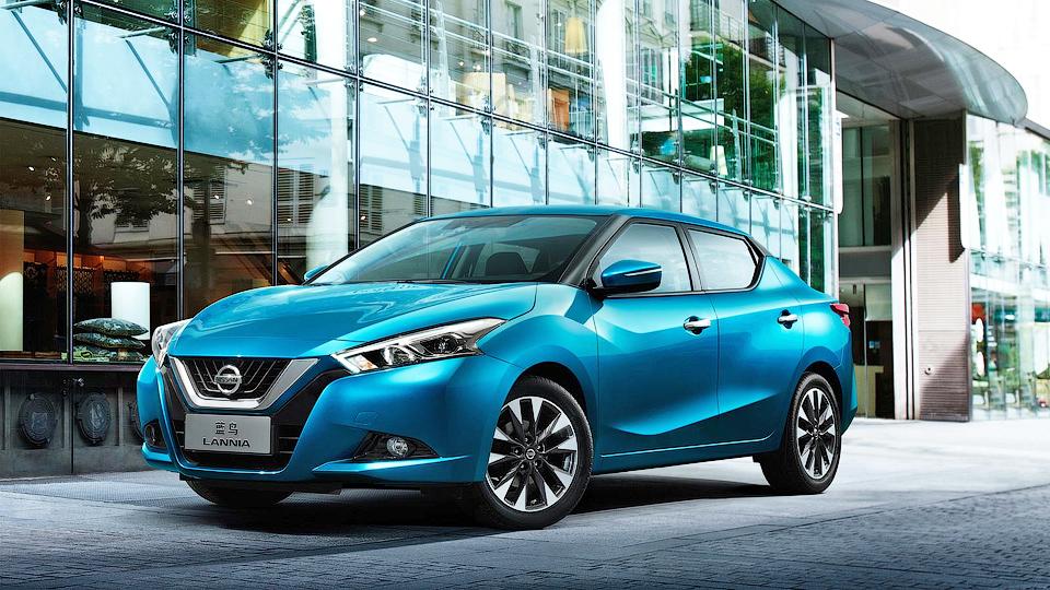 Nissan довел до серии седан для 30-летних китайцев