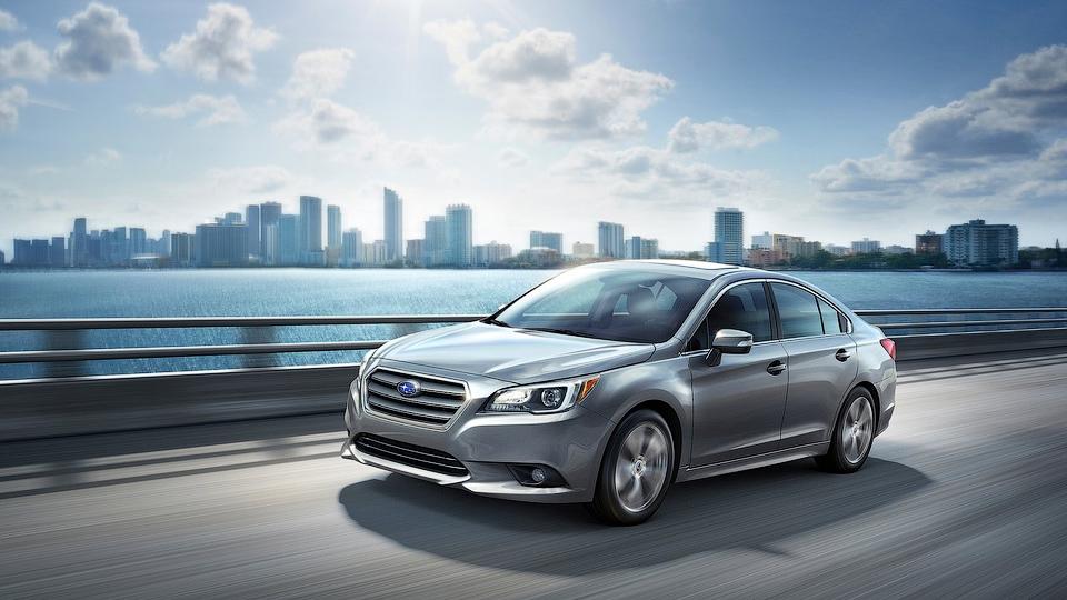 Subaru вернет в Россию две модели