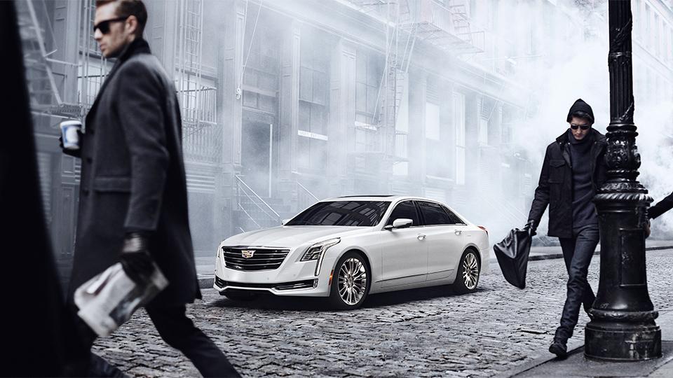Новый флагман Cadillac стал подзаряжаемым гибридом