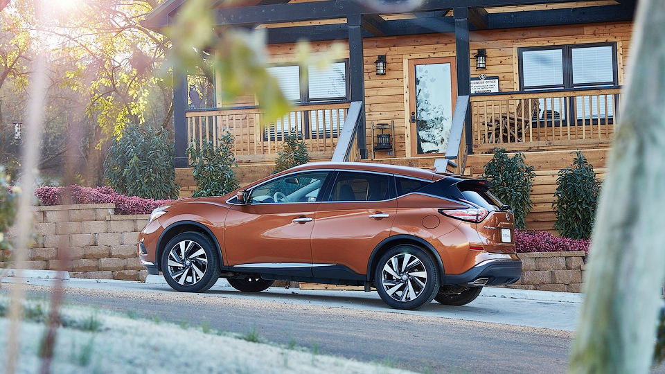 Nissan Murano получил гибридную версию