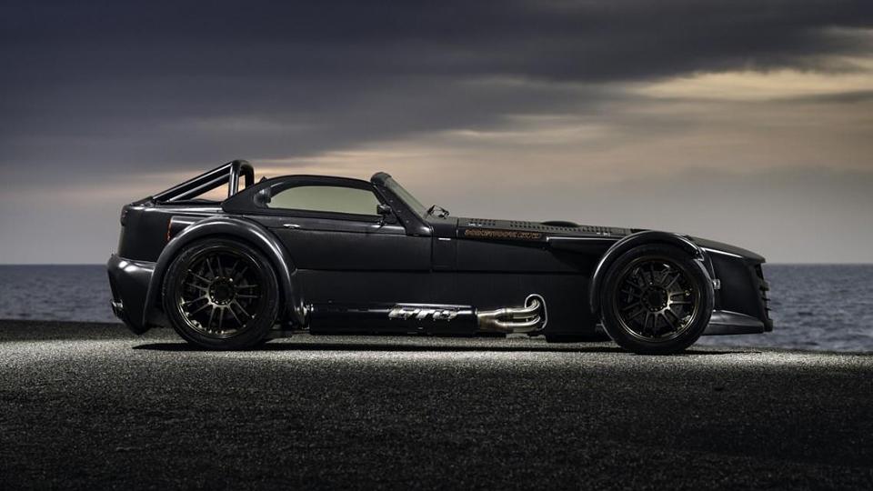 Представлена особая модификация спорткара Donkervoort D8 GTO. Фото 1