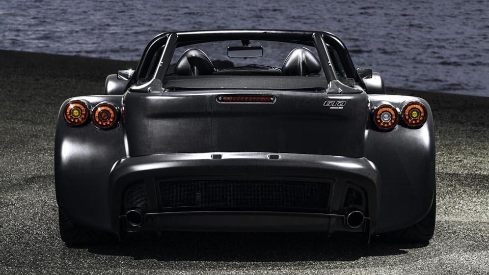 Представлена особая модификация спорткара Donkervoort D8 GTO. Фото 2