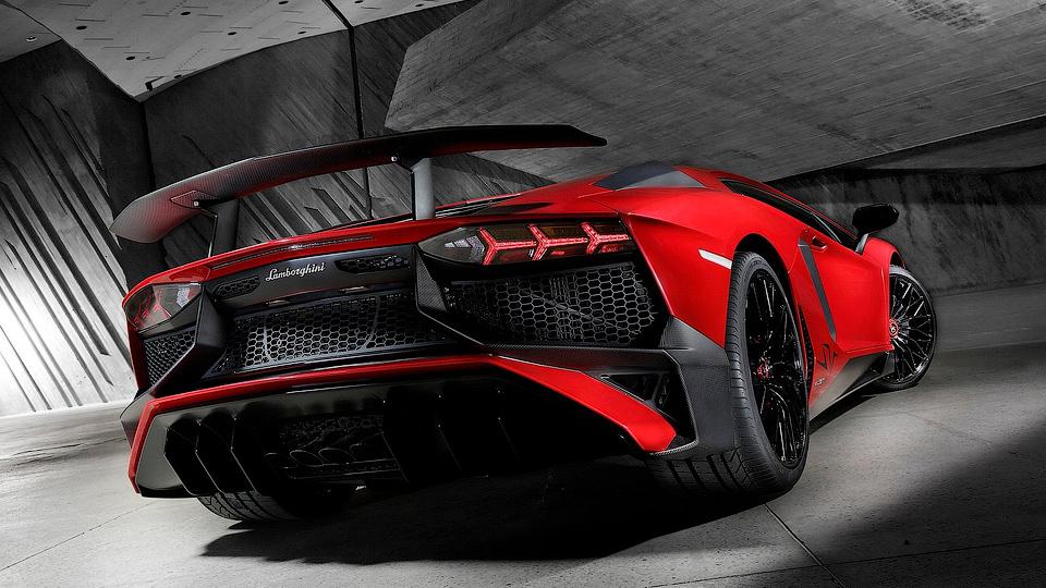 Тираж «заряженного» Lamborghini Aventador ограничат 600 машинами