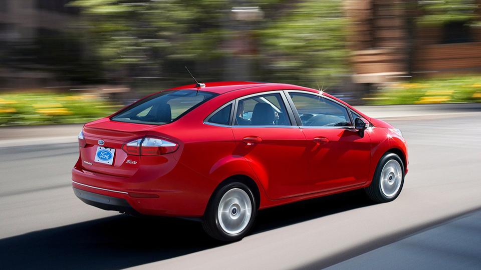 Ford будет продавать в России конкурента Hyundai Solaris