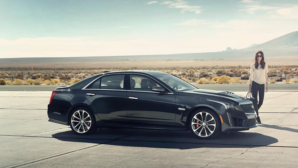 Cadillac построит маленький «заряженный» седан