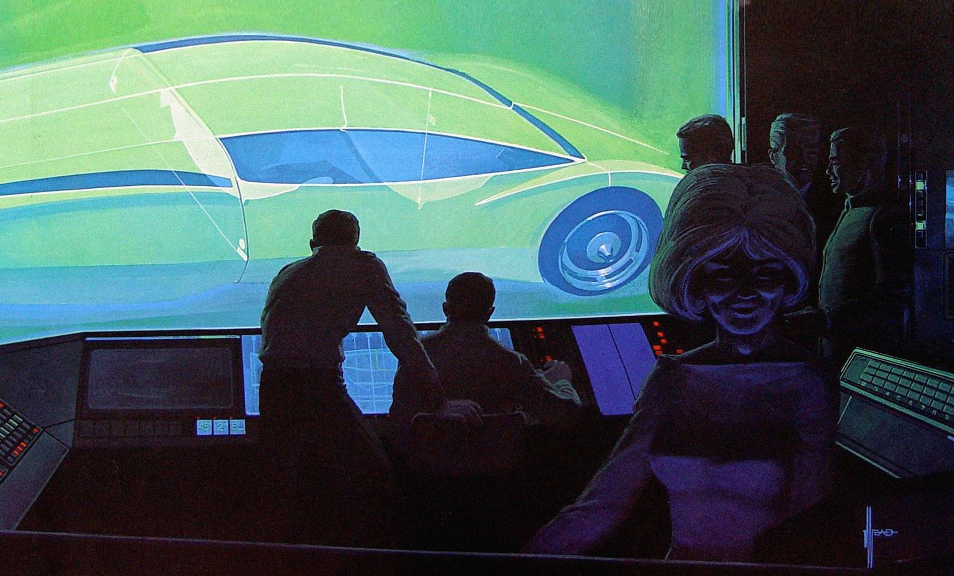 Кино, автопилот и батарейки: какими будут автомобили через 10-20 лет?. Фото 9