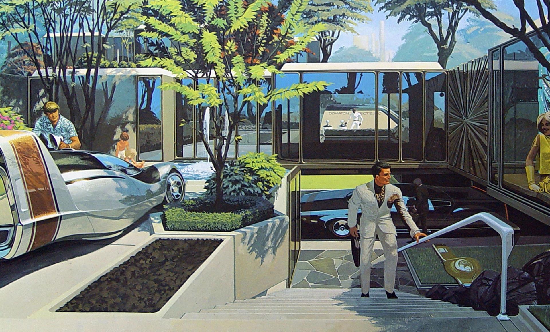 Кино, автопилот и батарейки: какими будут автомобили через 10-20 лет?. Фото 20