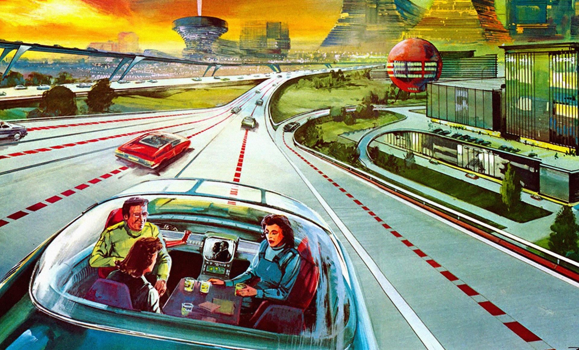 Кино, автопилот и батарейки: какими будут автомобили через 10-20 лет?. Фото 12