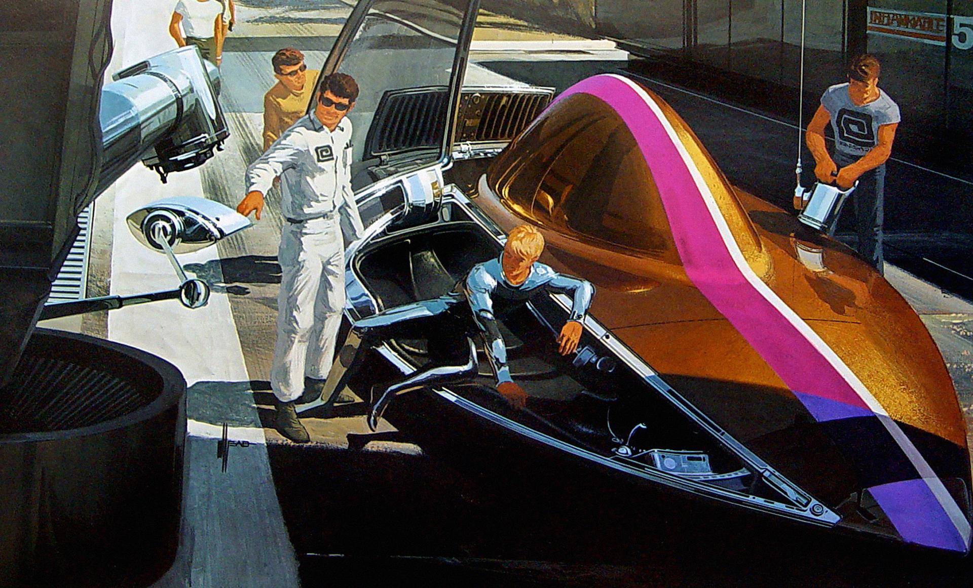 Кино, автопилот и батарейки: какими будут автомобили через 10-20 лет?. Фото 8
