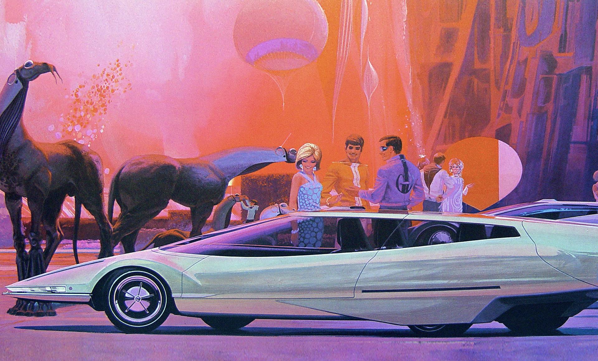 Кино, автопилот и батарейки: какими будут автомобили через 10-20 лет?. Фото 21