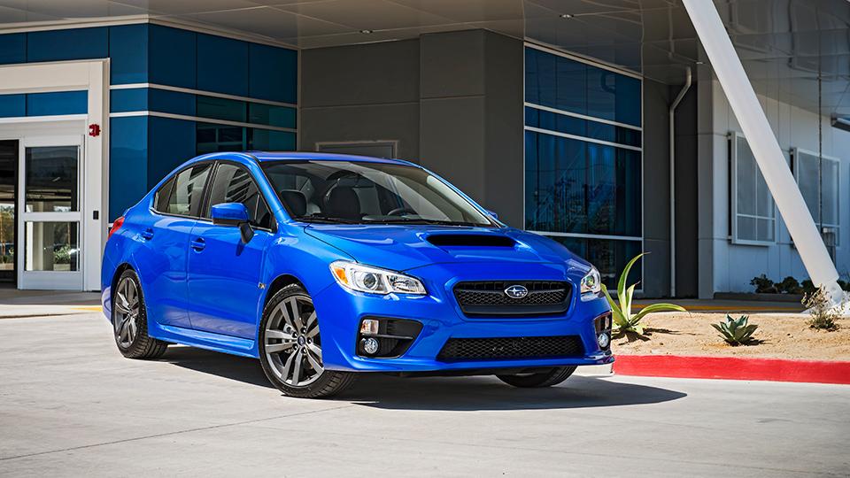 Компания Subaru сделала WRX и WRX STI безопаснее