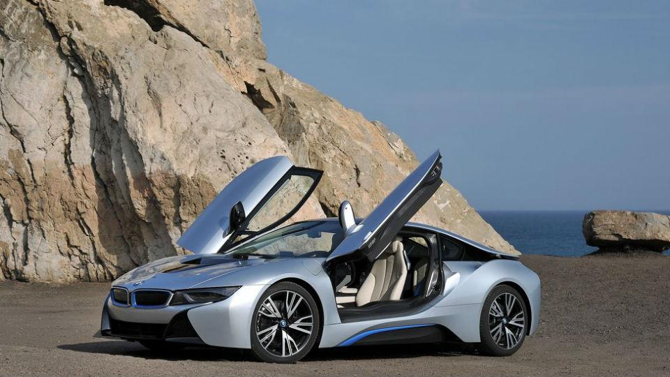 Немецкие СМИ рассказали о новой экомодели BMW