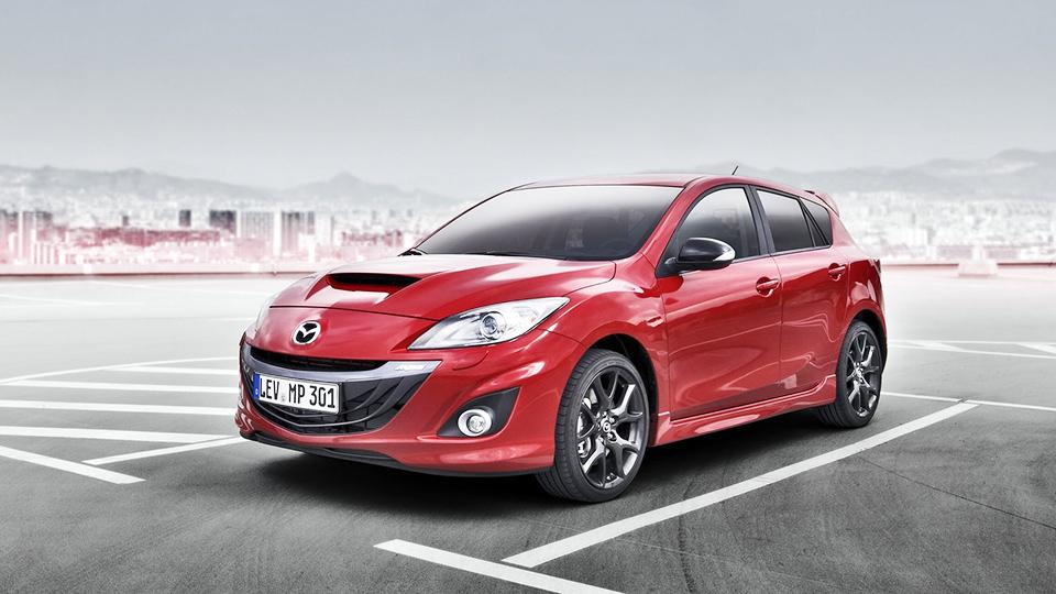 Mazda возродит «заряженную» «тройку» через полгода