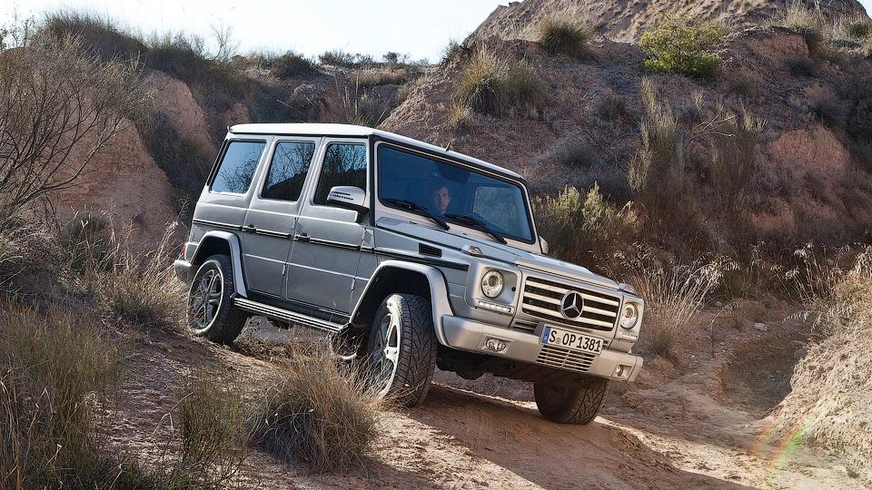 «Пятисотый» Merecedes-Benz G-Class получит турбомотор
