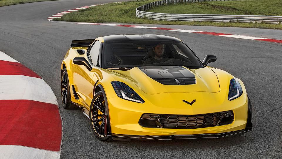 Компания Chevrolet сделала суперкар в стиле гоночного Corvette