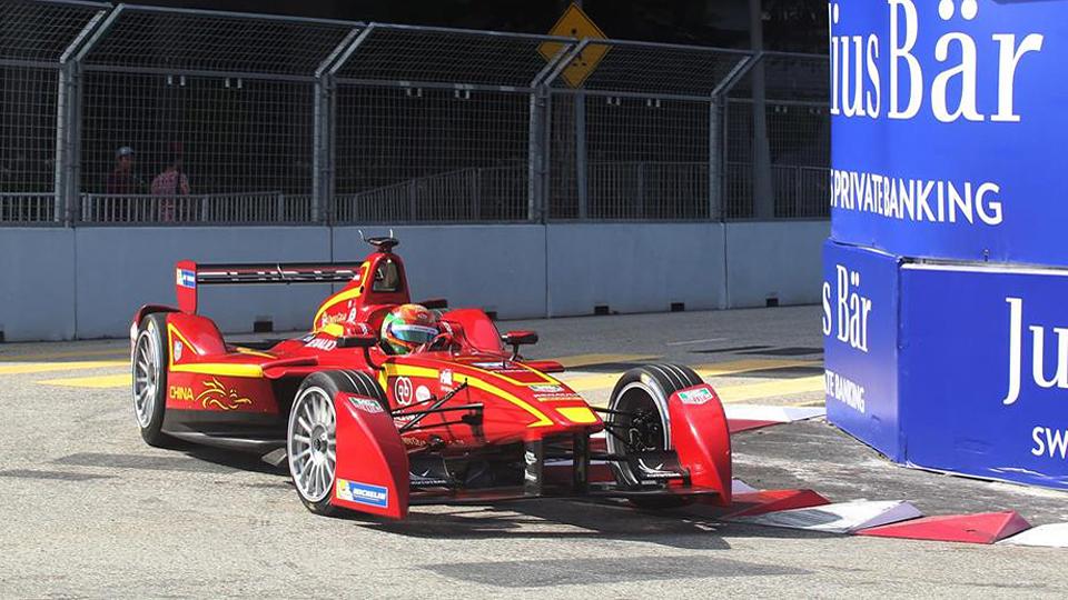 Названы цены билетов на московскую гонку Формулы-Е
