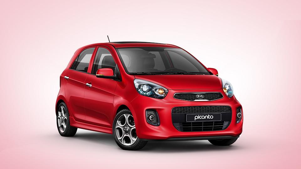 Объявлены рублевые цены на обновленный Kia Picanto