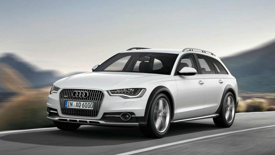 Audi отзовет шесть моделей в России