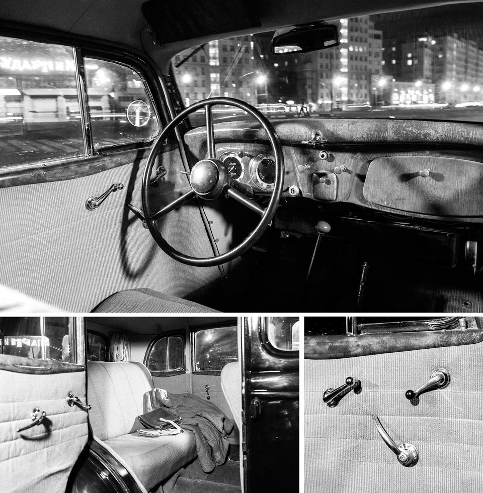 Из Дома на набережной до Лубянки на киношном ГАЗ М-1. Фото 9