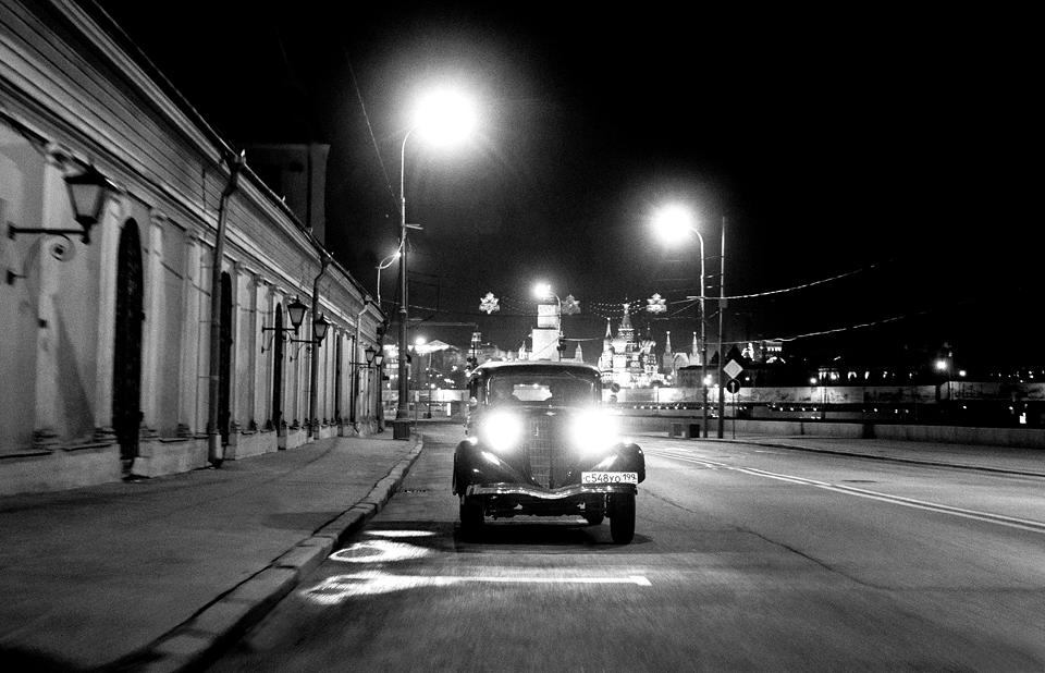 Из Дома на набережной до Лубянки на киношном ГАЗ М-1. Фото 11