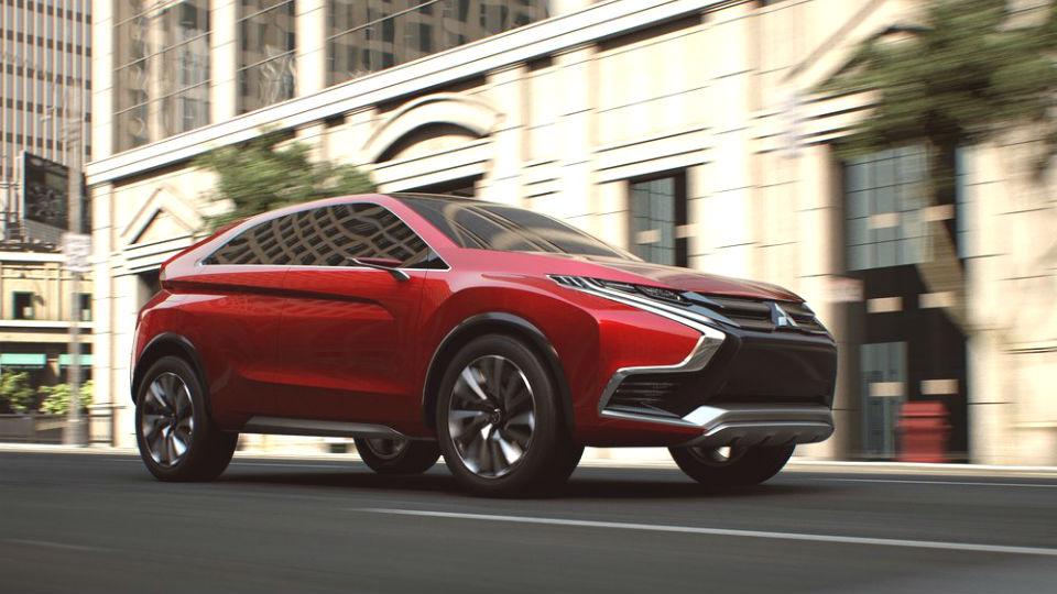 Следующий Mitsubishi ASX получит «заряженную» версию