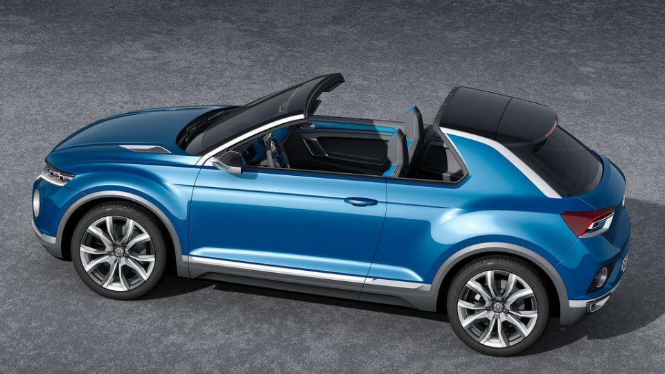 Volkswagen выпустит Golf с кузовом «тарга»