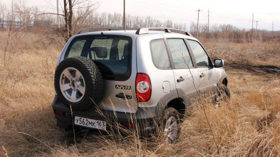 «GM-АвтоВАЗ» выпустил самую дорогую «Ниву»