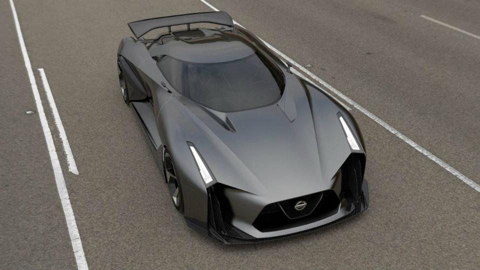 Новый Nissan GT-R получит мотор от «ле-мановского» спортпрототипа