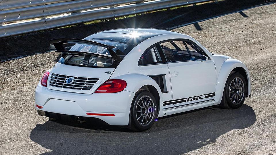 Новый Beetle для чемпионата GRC получил 553-сильный мотор