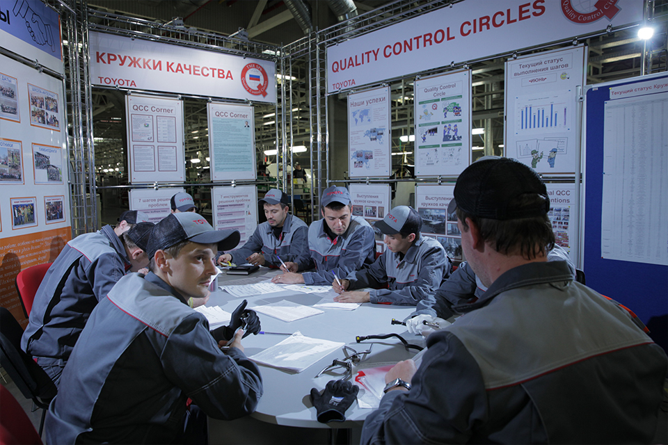 Муда, кайдзен, андон и другие хитрости производства российских «Тойот». Фото 8