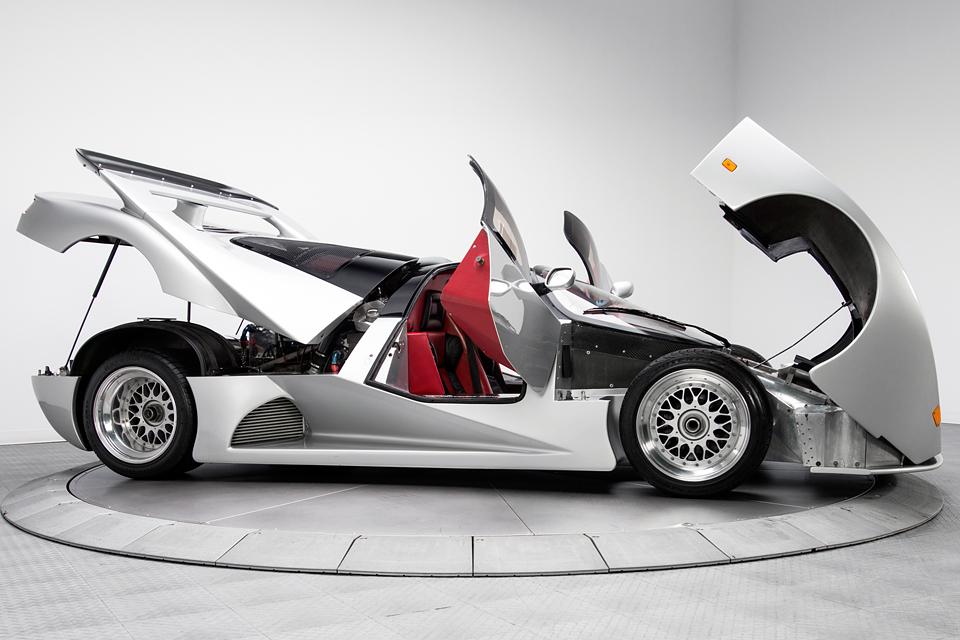 Шесть суперкаров, построенных в единственном экземпляре. Фото 3