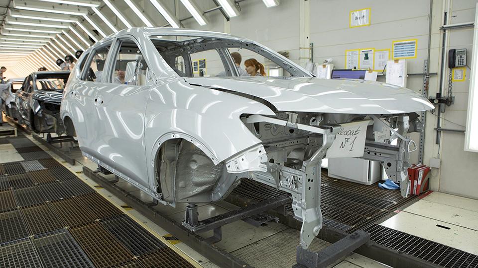 Российские власти защитят автопроизводителей от валютных рисков