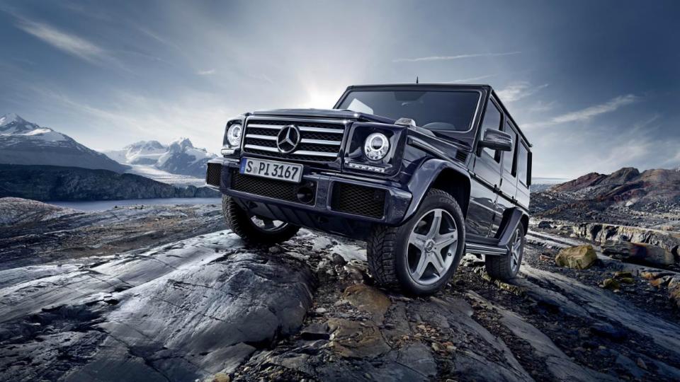 «Пятисотый» Mercedes-Benz G-Class получил «турбовосьмерку»