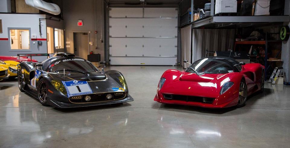 Шесть суперкаров, построенных в единственном экземпляре. Фото 7