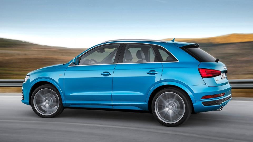 В Audi придумали название для маленького кроссовера