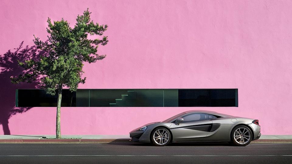 McLaren отказался от массового спорткара