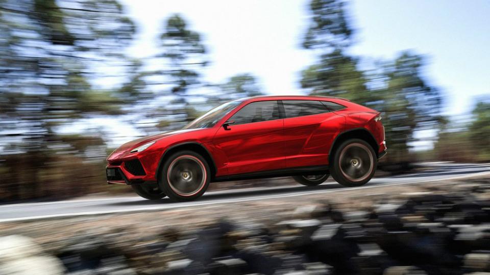 Итальянцы уговорят Lamborghini выпускать вседорожник в Италии