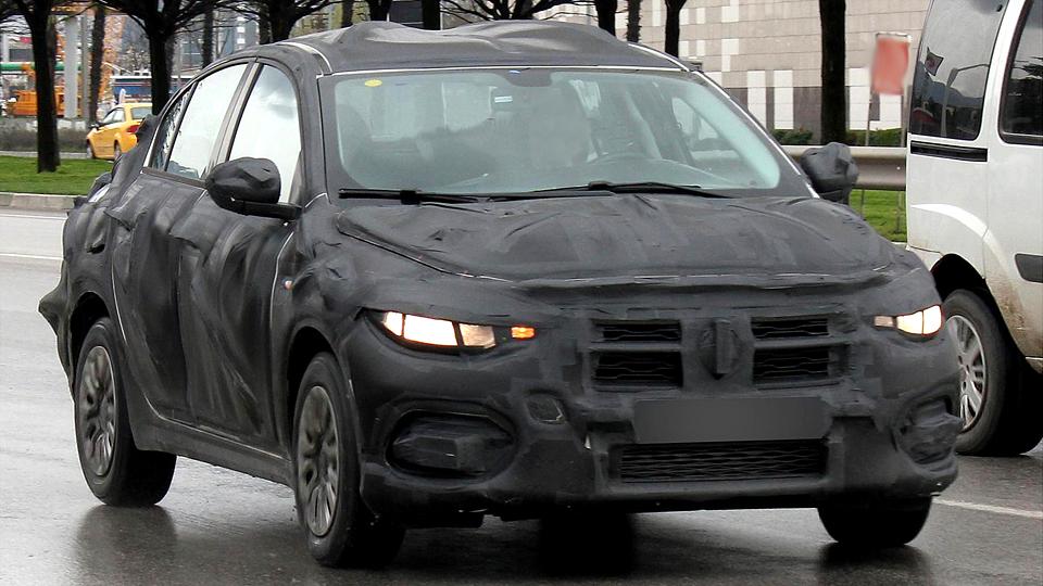 В Стамбуле дебютирует новый седан Fiat