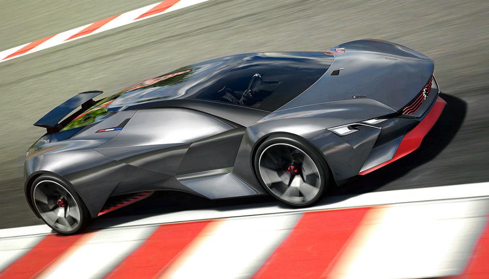 Французы представили 875-сильное купе с идеальным отношением мощности к массе