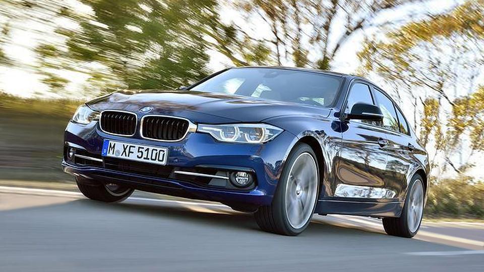 Обновленную «трешку» BMW рассекретили до премьеры