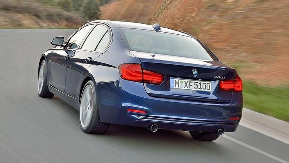 У BMW 3-Series появится версия с 326-сильной «шестеркой»