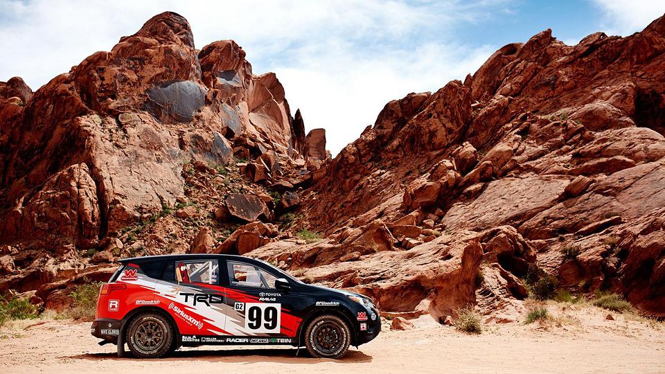 Машина примет участие в чемпионате США