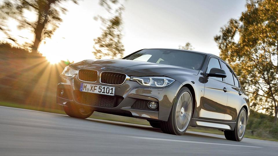 «Трешка» BMW получила трехцилиндровый мотор