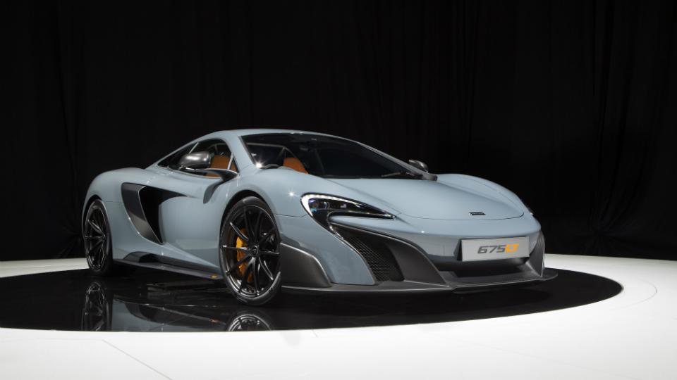 «Заряженный» McLaren 650S раскупили за два месяца