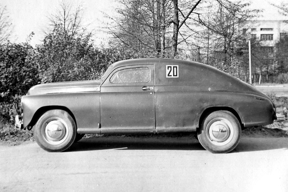 Возрождение советской гоночной легенды. Предыстория. Фото 3