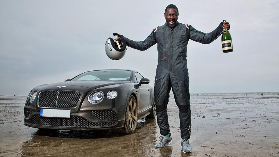 Британский актер побил продержавшийся 90 лет рекорд скорости