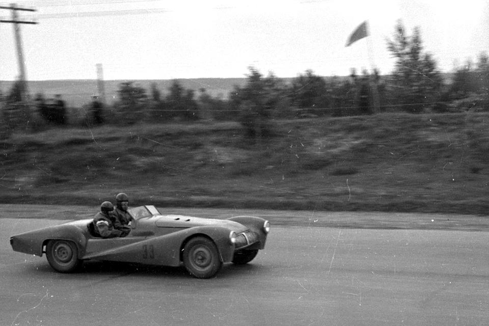 Возрождение советской гоночной легенды. Предыстория. Фото 12