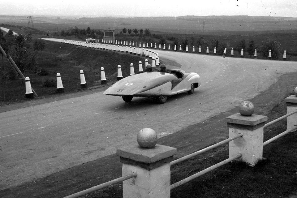 Возрождение советской гоночной легенды. Предыстория. Фото 16