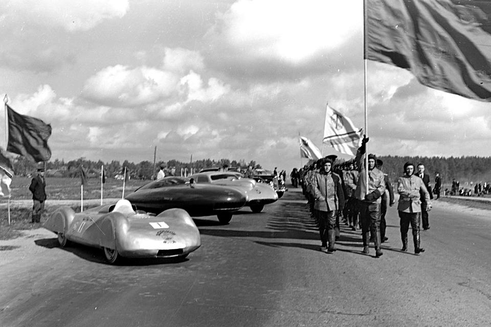 Возрождение советской гоночной легенды. Предыстория. Фото 10