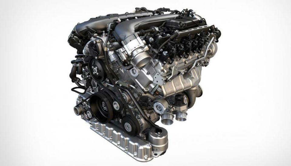 Volkswagen представил новый турбомотор W12
